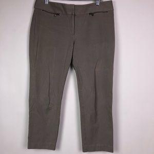 LOFT Marisa Cropped Pants Size 12